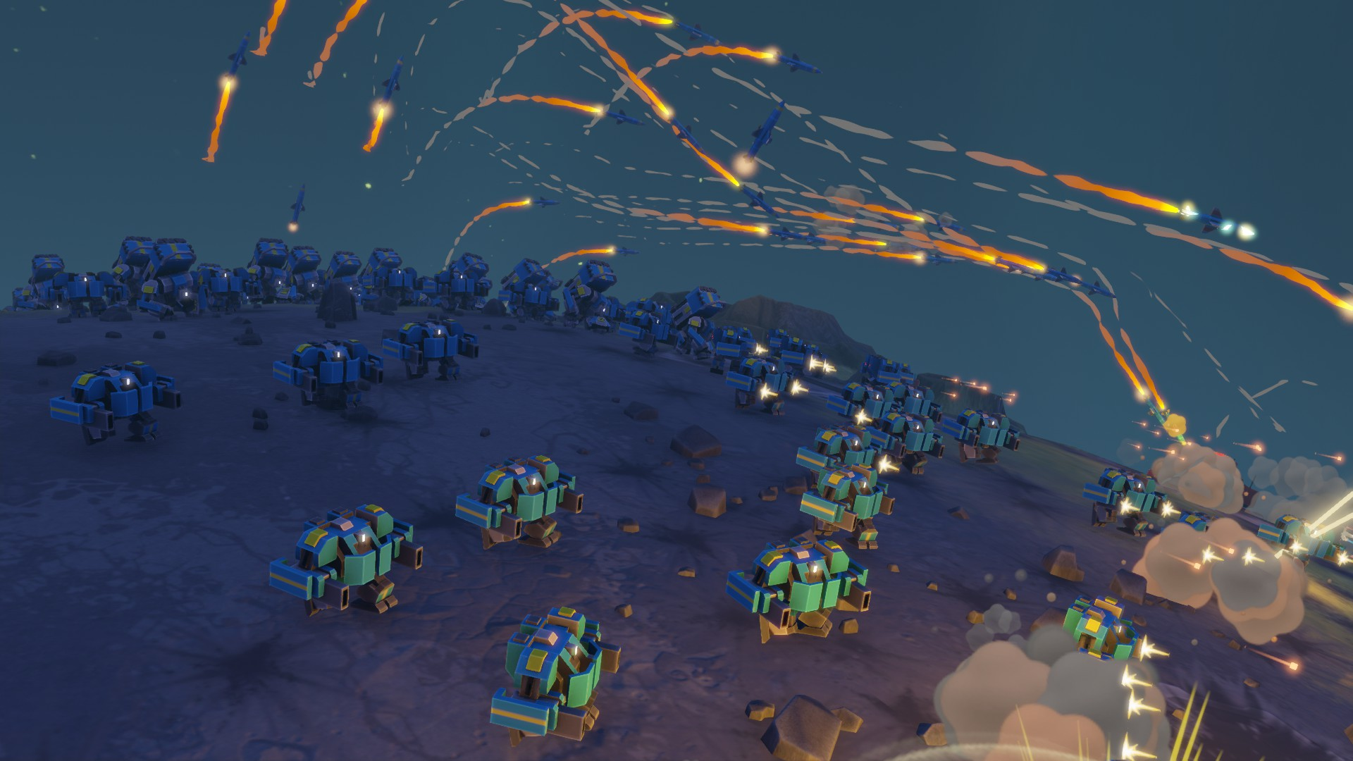 Planetary Annihilation Digital Deluxe Commander Key,ROW