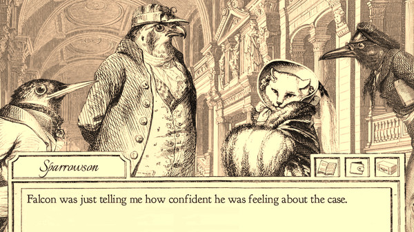 Aviary Attorney (Steam KEY, Region Free)