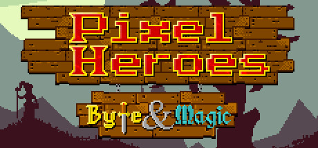 Pixel Heroes: Byte & Magic (Steam KEY, Region Free)