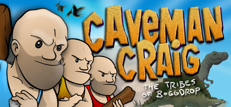Caveman Craig (Steam KEY, Region Free)