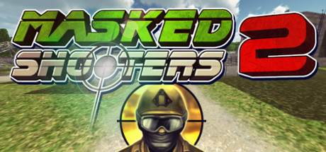 Masked Shooters 2 (Steam KEY, Region Free)