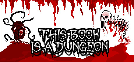 This Book Is A Dungeon (Steam KEY, Region Free)