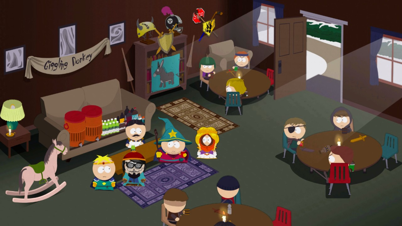 South Park: The Stick of Truth (Steam KEY, Region Free)