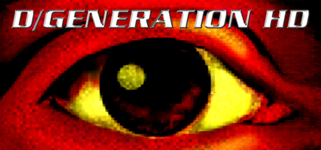 D/Generation HD DGeneration (Steam KEY, Region Free)