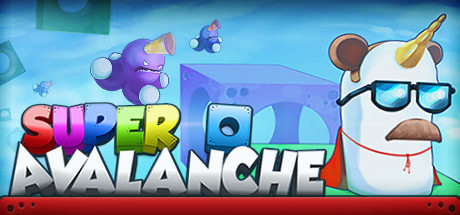 Avalanche 2: Super Avalanche (Steam KEY, Region Free)