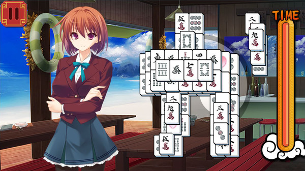 Pretty Girls Mahjong Solitaire (Steam Gift, только RU)