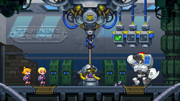 Mighty Switch Force! Academy (Steam Gift, RU+CIS)