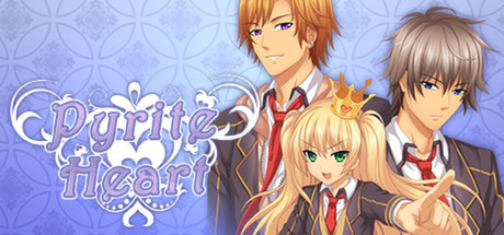 Pyrite Heart (Steam Gift, only RU)