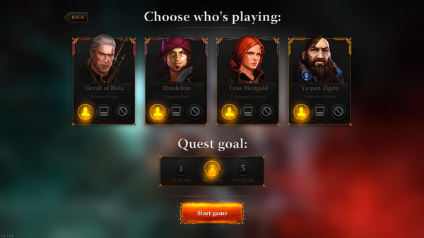 The Witcher Adventure Game (Steam Gift, RU+CIS)