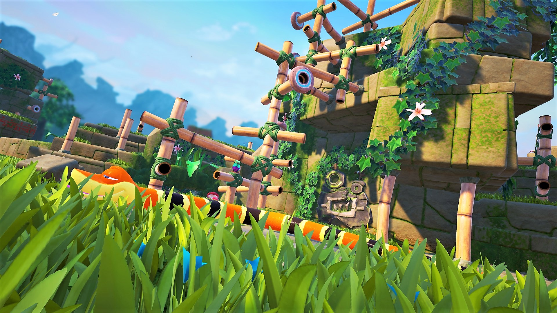 Snake Pass (Steam KEY, Region Free)