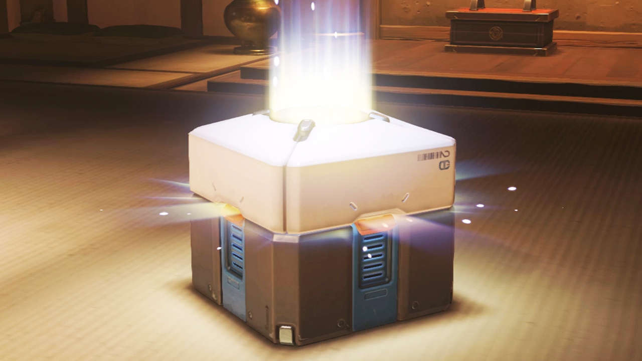 Overwatch Loot Box (Gift LINK HB | BATTLE.NET)