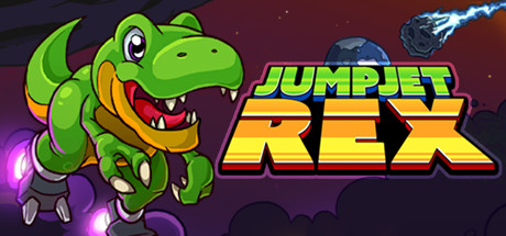 JumpJet Rex (Steam KEY, Region Free)