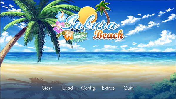Sakura Beach (Steam KEY, Region Free)