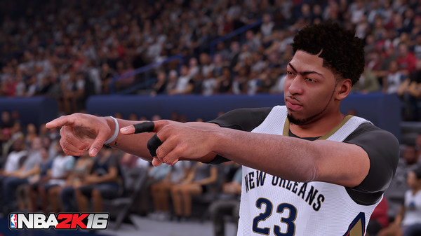 NBA 2K16 (NBA2K16) - Steam KEY, Region Free ROW