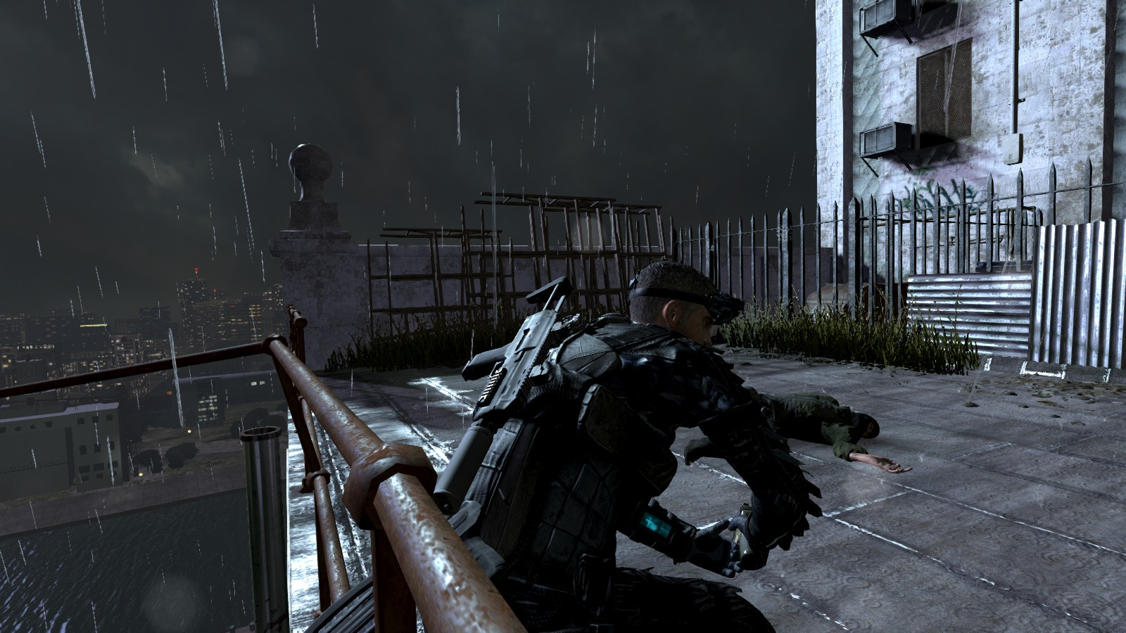 Tom Clancy's Splinter Cell Blacklist Deluxe (UPLAY KEY)