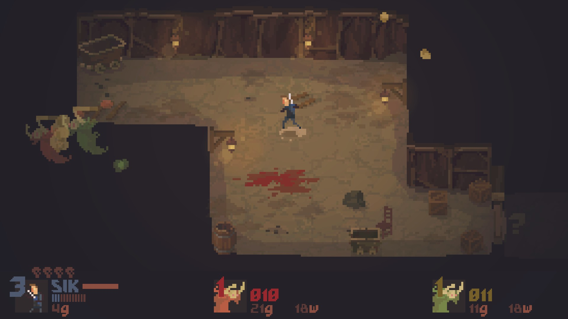 Crawl (Steam KEY, Region Free)