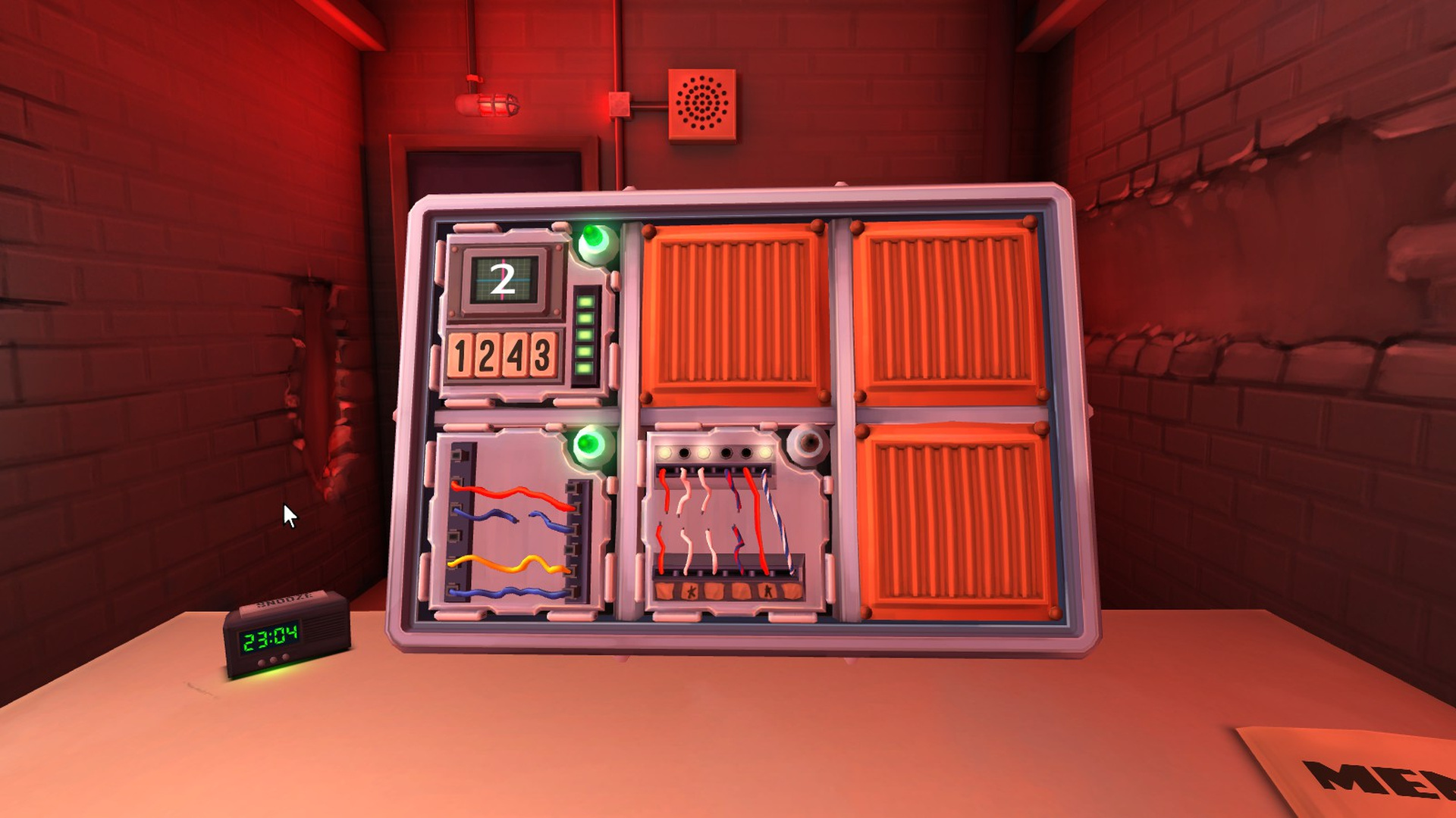 Keep Talking and Nobody Explodes (Steam KEY, ROW)