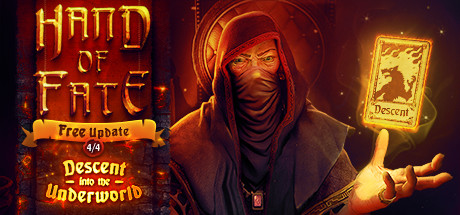 Hand of Fate (HB link, Steam, Region Free)