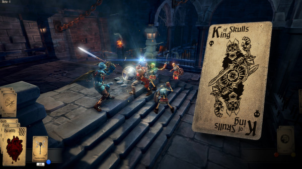Hand of Fate (Steam KEY, Region Free)
