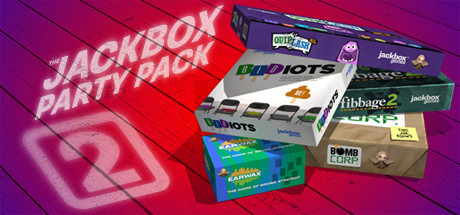 The Jackbox Party Pack 2 (Steam KEY, Region Free)