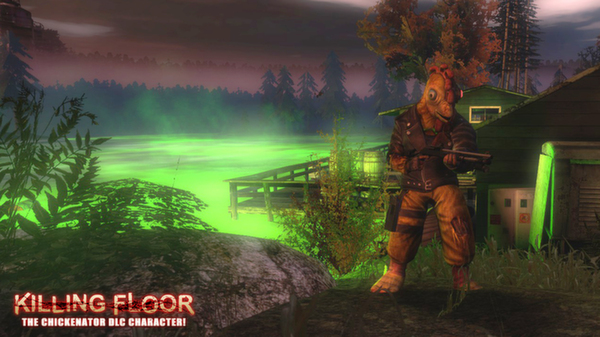 Killing Floor - Chickenator Pack DLC (Steam KEY, ROW)