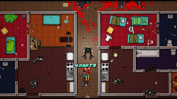 Hotline Miami 2: Wrong Number (Steam KEY, Region Free)