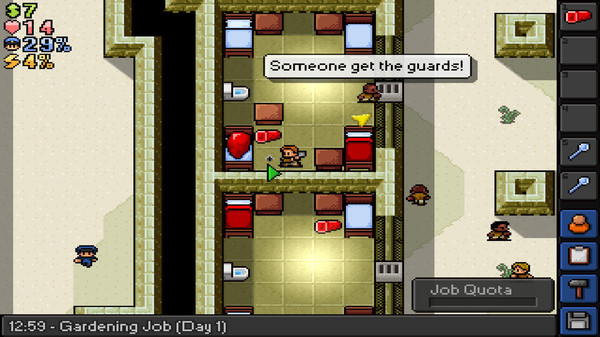 The Escapists + 4 DLC (Steam KEY, Region Free)