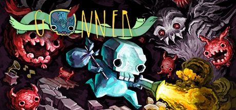 GoNNER - Press Jump To Die Edition (Steam KEY, ROW)