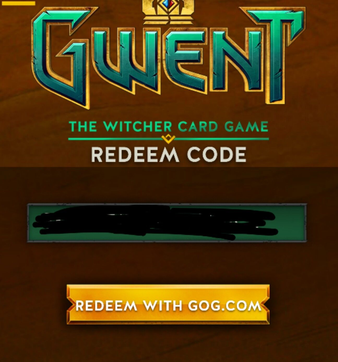 Gwent:The Witcher Card Game Beta Key All regions