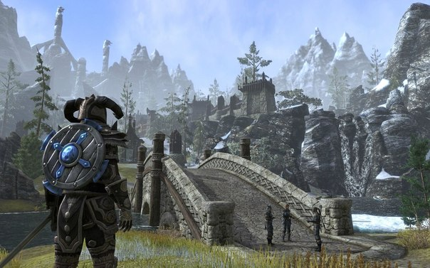 The Elder Scrolls Online Beta Test
