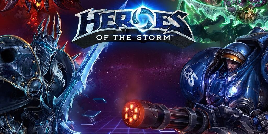 HEROES OF THE STORM БЕТА КЛЮЧ СРАЗУ! BETA KEY (RU/EU)