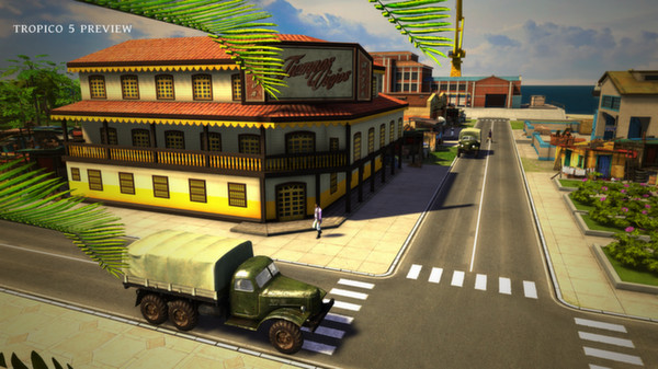 Tropico 5 (Steam gift | ROW | Region Free) + GIFT