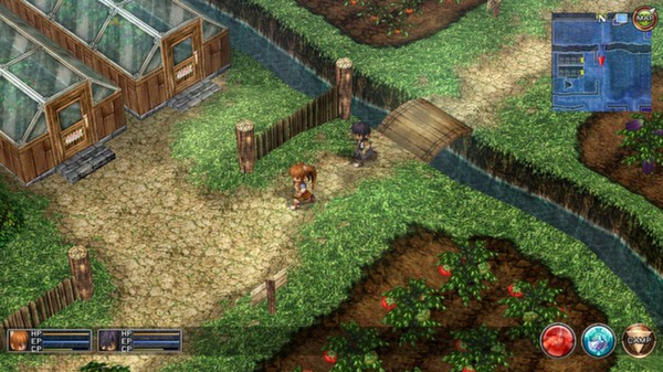 The Legend of Heroes Trails in the Sky Steam Gift | ROW