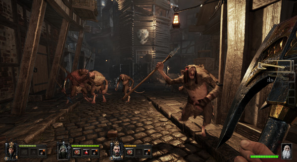 Warhammer: End Times - Vermintide (Steam Gift / RU+CIS)