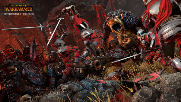 Total War : WARHAMMER (Steam Gift/RU+CIS) Preorder