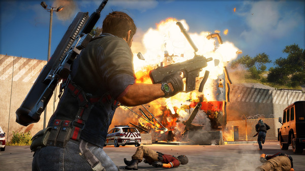 Just Cause 3 Preorder (Steam Gift/RU+CIS)