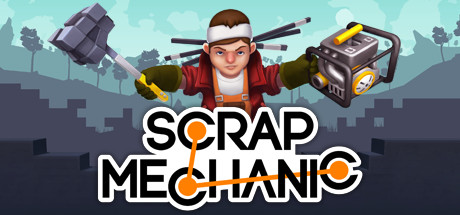 Scrap Mechanic (Steam Gift/RU+CIS)