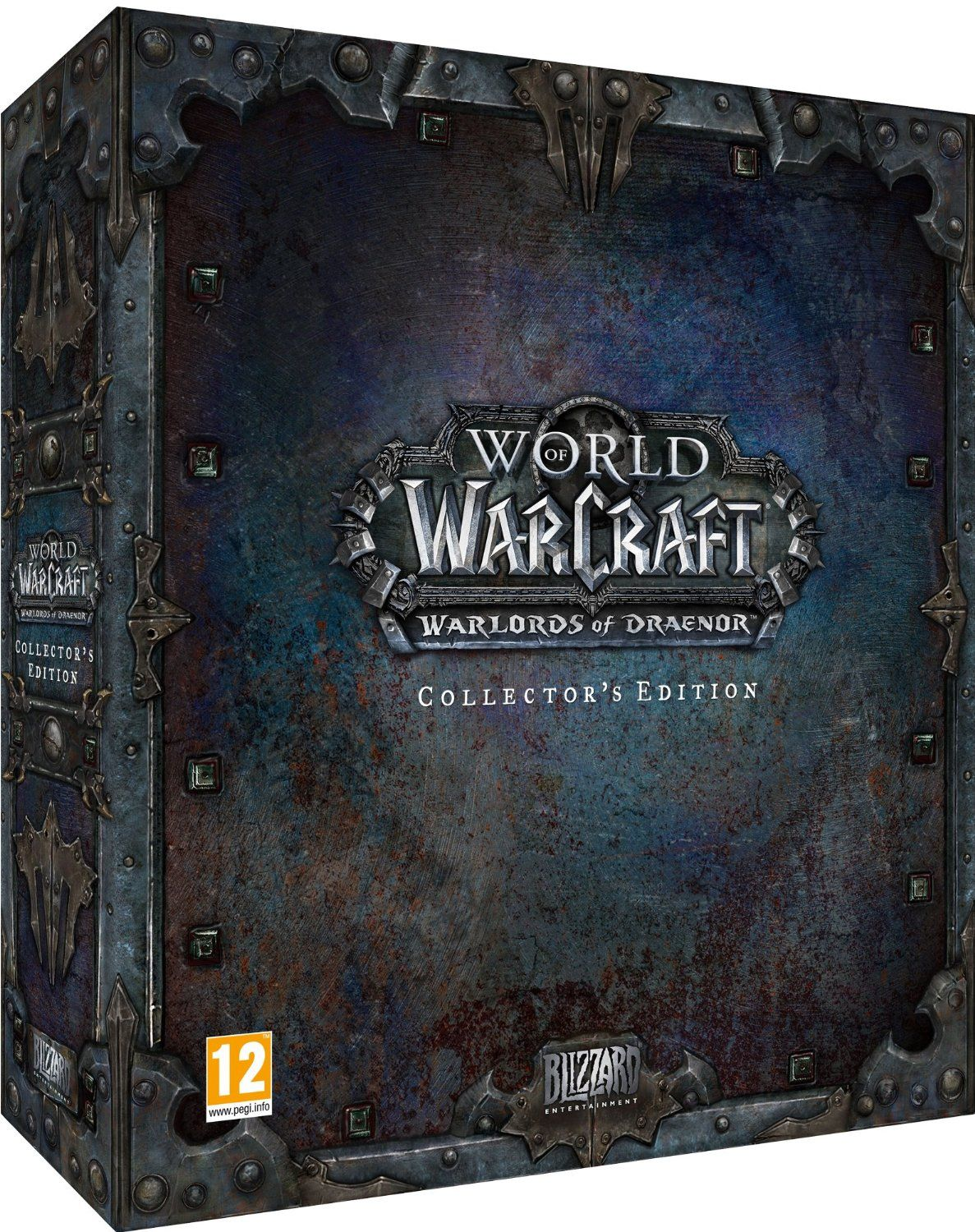WoW WARLORDS OF DRAENOR COLLECTORS EDITION (EU \ RU)