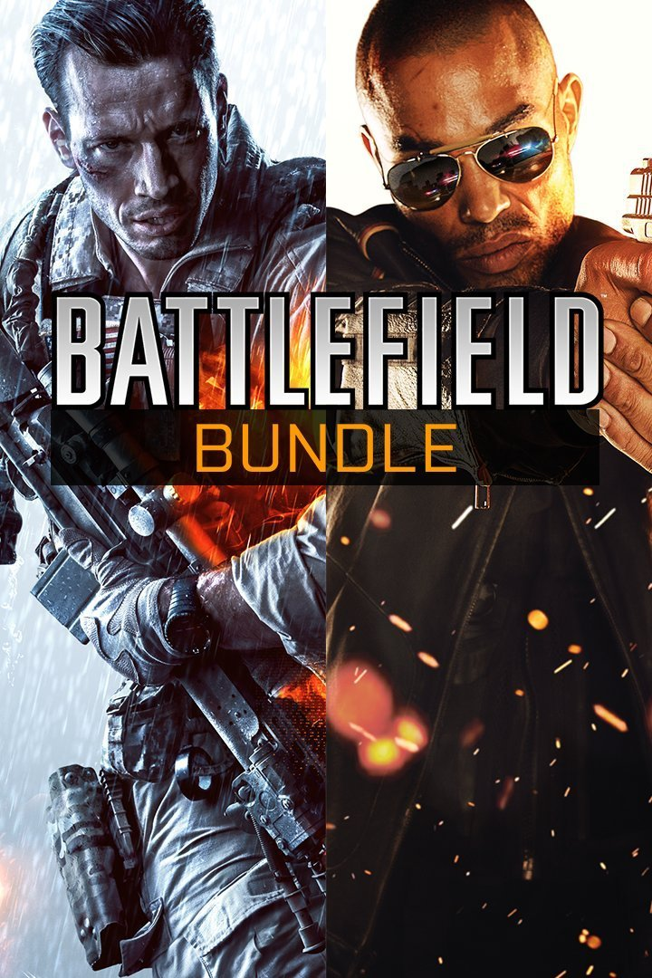 Battlefield 4 + HARDLINE (Origin Key) REGION FREE