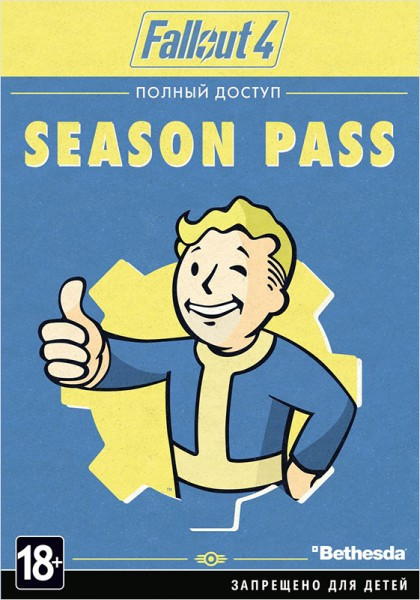 Fallout 4 Season Pass (Steam Key)