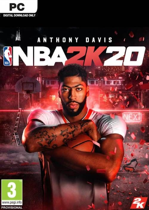 NBA 2K20 PC Steam Key (RU \ UA \ CIS Region)