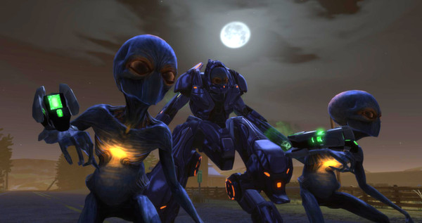 XCOM: Enemy Within DLC (Steam) PHOTO KEY