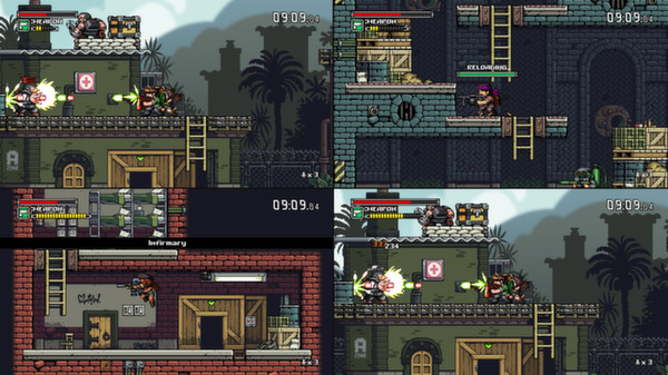 Mercenary Kings (Steam gift Region Free)