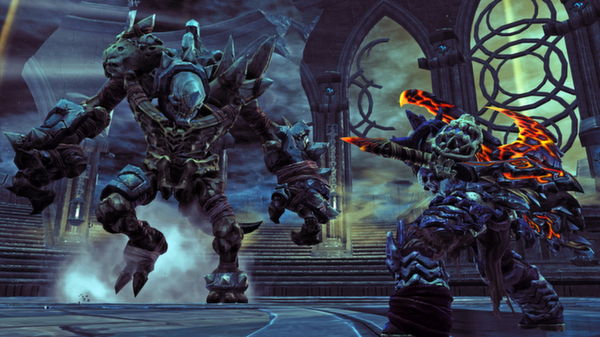 Darksiders II Deathinitive Edition (STEAM GIFT)