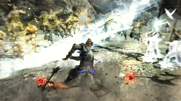 DYNASTY WARRIORS 8 Xtreme Legends Complete (Steam Gift)