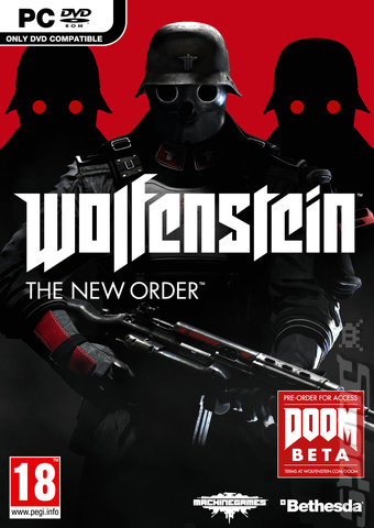 Wolfenstein The New Order + BETA DOOM (STEAM Ключ ФОТО)