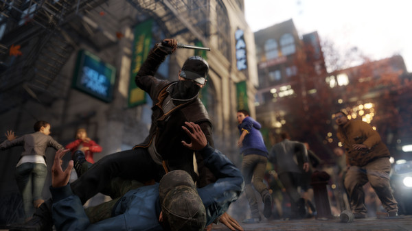 Watch Dogs Standart (UPLAY key \\ PHOTO)
