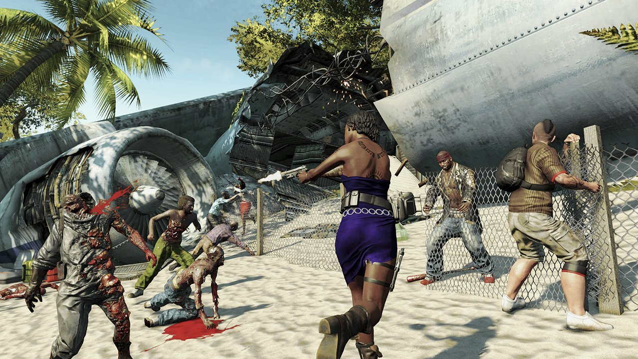 Dead Island Riptide + 2 DLC (Steam KEY \\ REGION RU)