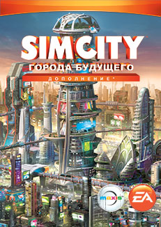 SIMCITY Cities of Tomorrow (ORIGIN \ REGION FREE)