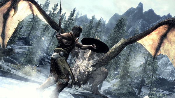 The Elder Scrolls V 5 Skyrim (Steam KEY \ RU)
